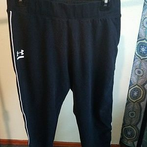 Women's Small Petite Loose Fit Under Armour Jogger